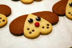 поощрительная вкусняшка-печенье для собак